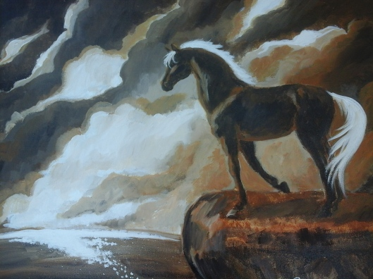 16x20, acrylic on canvas